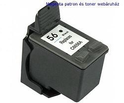 HP 56 (6656) XL utángyártott tintapatron nagykapacitású
