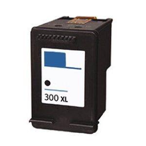 HP 300 XL Bk (CC640)utángyártott tintapatron (nagykapacitású) Prémium minőség