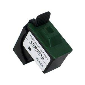 Lexmark 16 /17 fekete utángyártott tintapatron 10N0016