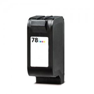 HP 78 (C6578)szines utángyártott tintapatron