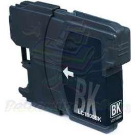 Brother LC985/LC1100/980Bk fekete utángyártott tintapatron