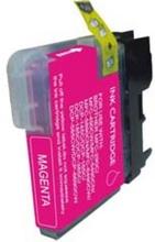 Brother LC985/LC1100/980M magenta utángyártott tintapatron