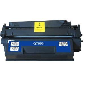 HP  7553x/5949X/CRG-715H/CRG-708H utángyártott  toner nagykapacitású