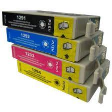 Epson T1291 Utángyártott tintapatron