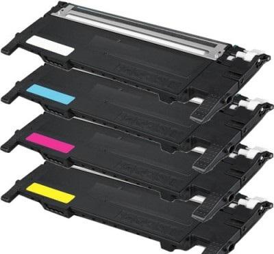 Samsung CLP-320/325 BLACK (4072BK) utángyártott toner