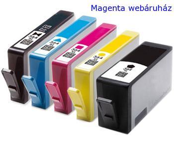HP 364 XL fekete utángyártott tintapatron CN684EE