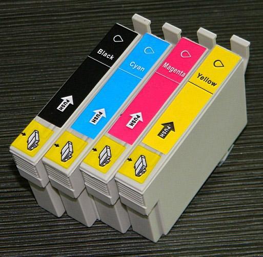Epson  T1804 sárga utángyártott tintapatron