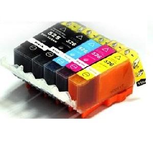 Canon PGI-525,CLI-526 BCMY MULTIPACK utángyártott tintapatron chipes  Prémium minőség