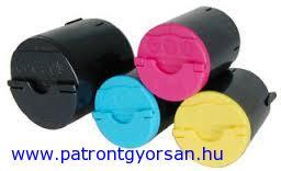 Samsung CLP-300/6110  utángyártott  toner csomag 4 szín