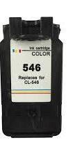 Canon CL-546 (CL546) utángyártott tintapatron színes