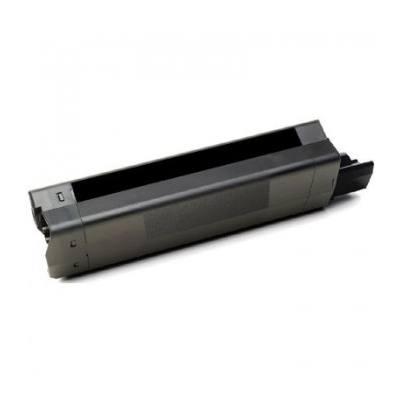 OKI C310 fekete, C3100/C3200 utángyártott toner