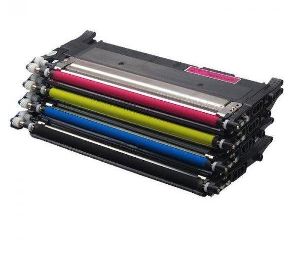 Samsung CLT-K404S (C430/C480) BLACK  utángyártott toner