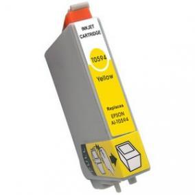 Epson T059440 [Y]  utángyártott tintapatron sárga