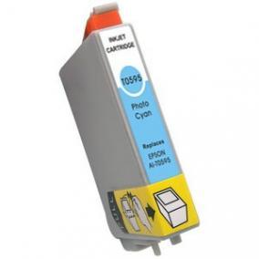 Epson T059540 [LC] utágyártott tintapatron