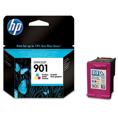 HP 901 szines eredeti tintapatron CC656EE