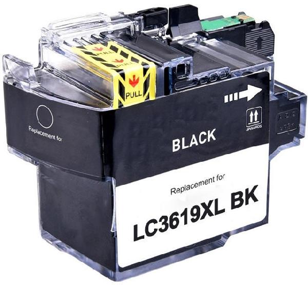 Brother LC 3619 [XL BK] eredeti tintapatron